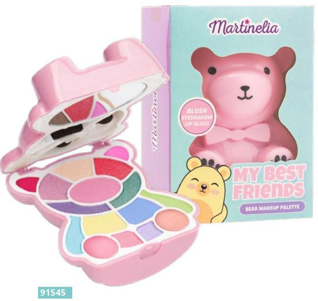 Martinelia BFF Bear Beauty Case