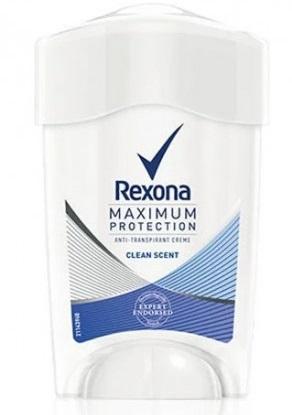 Rexona Maximum Protection Crema Antitranspirante Clean Scent  45 ml
