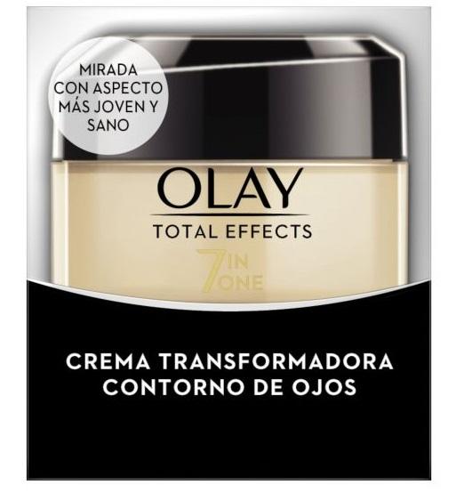 Olay Total Effects Contorno de ojos  15 ml