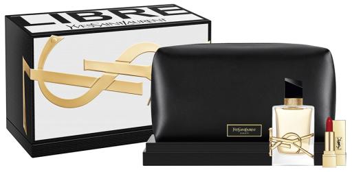 Yves Saint Laurent Libre Estuche  Eau de Parfum 50 ml + Rouge Pur Couture + Neceser