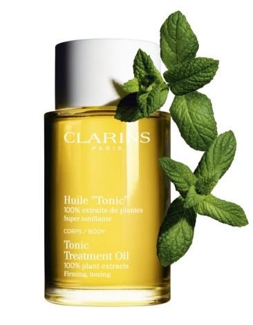 """Clarins Aceite """"Tonic""""  100% Extractos Puros de Plantas"""