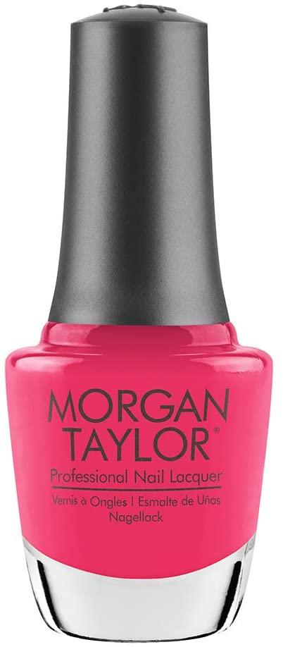 MORGAN TAYLOR PROFESSIONAL NAIL LACQUER  50154 Pink Flame-ingo 15 ml