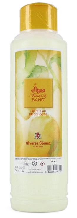 Álvarez Gómez Agua Fresca de Baño  750 ml