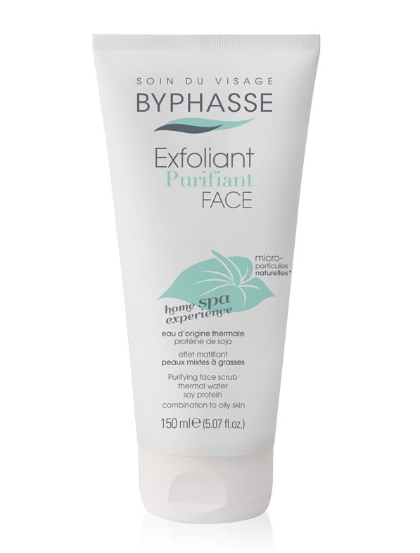 Byphasse Home Spa Exfoliante Purificante  PMG 150 ml