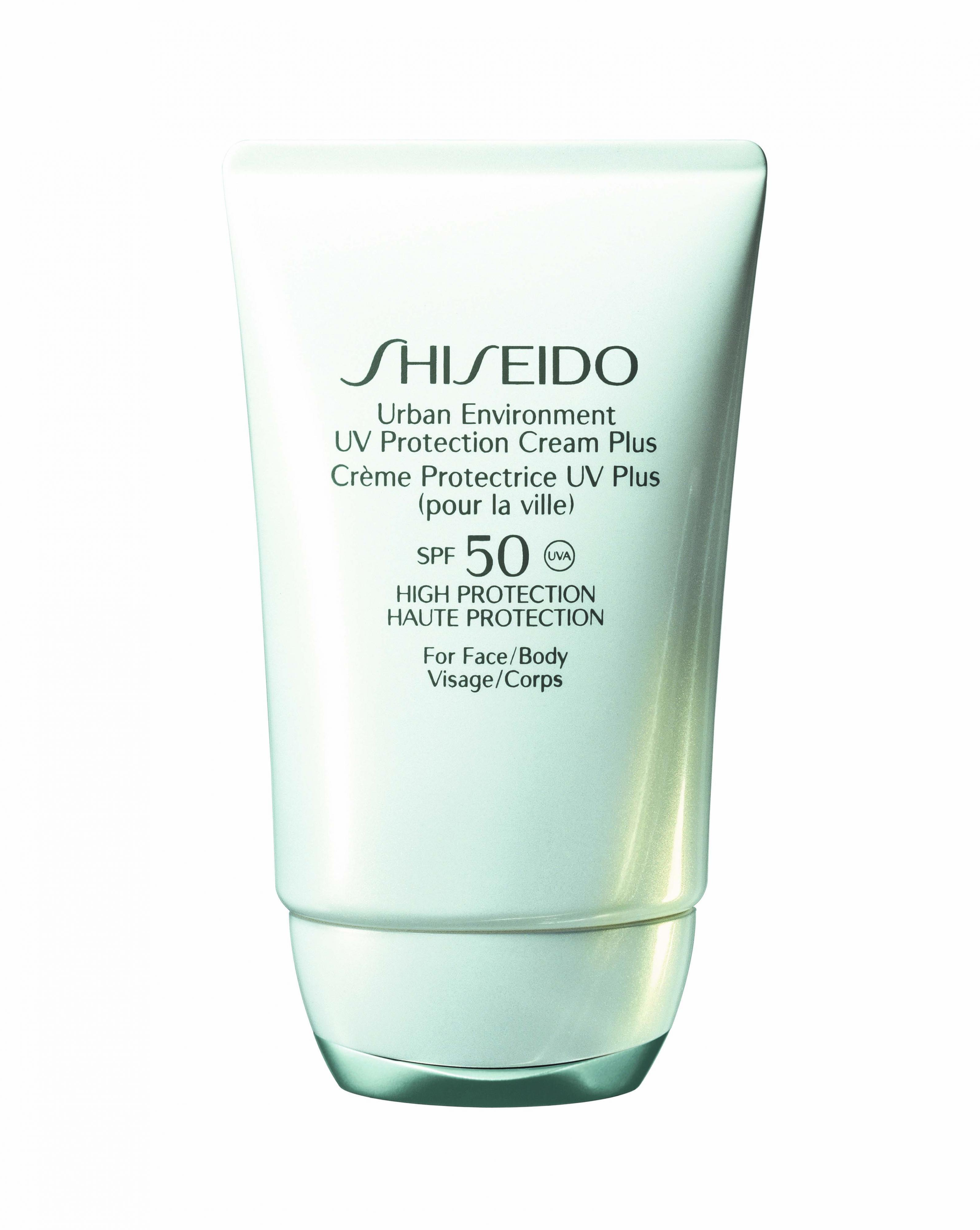 Shiseido Urban Environment UV Protection Cream Plus SPF50  50 ml