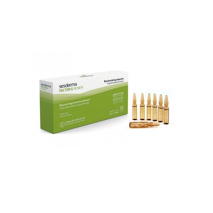Sesderma Factor G Renew Ampollas Bioestimulantes  7x2 ml