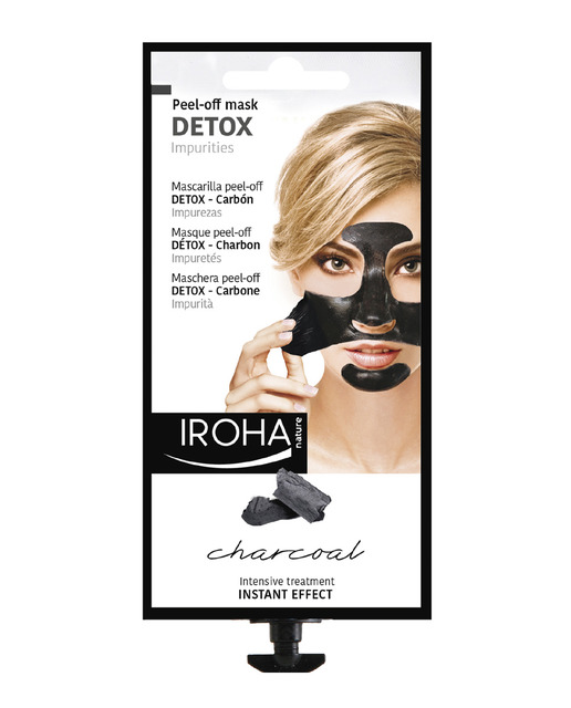 Iroha Mascarilla Peel-Off Detox