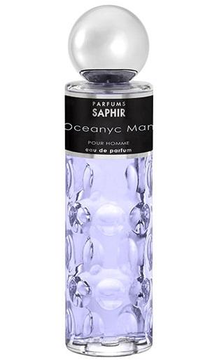 Saphir Oceanyc Man  Eau de Parfum para hombre 200 ml