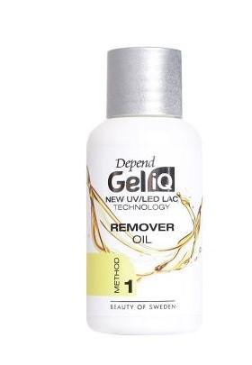 Beter Quitaesmalte Gel iQ  Remover Oil Method 1
