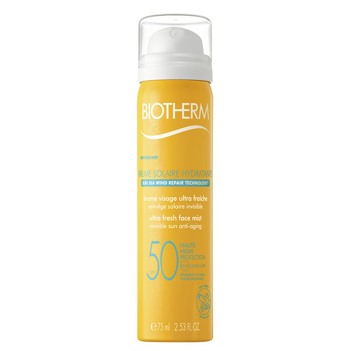 Biotherm Brume Solaire Hydratant FP50  75 ml