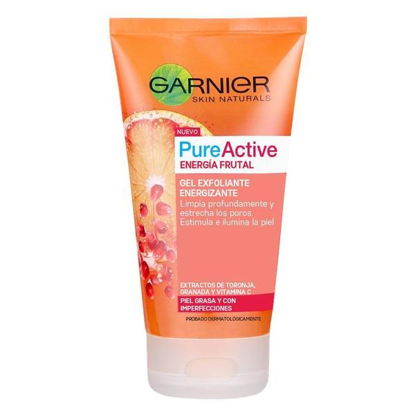 Garnier Skin Active Pure Fruit Gel Exfoliante