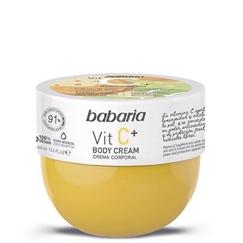 Babaria Body Cream Vitamina C  400 ml