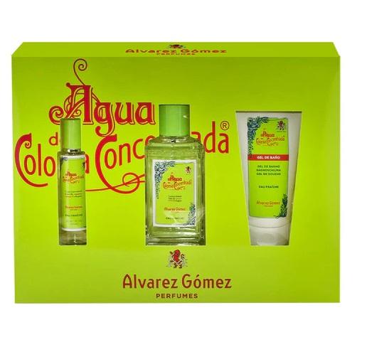 Álvarez Gómez Agua de Colonia Concentrada Eau Fraîche Estuche