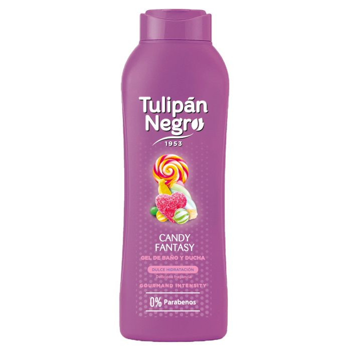 Tulipán Negro Gel Candy Fantasy  720 ml