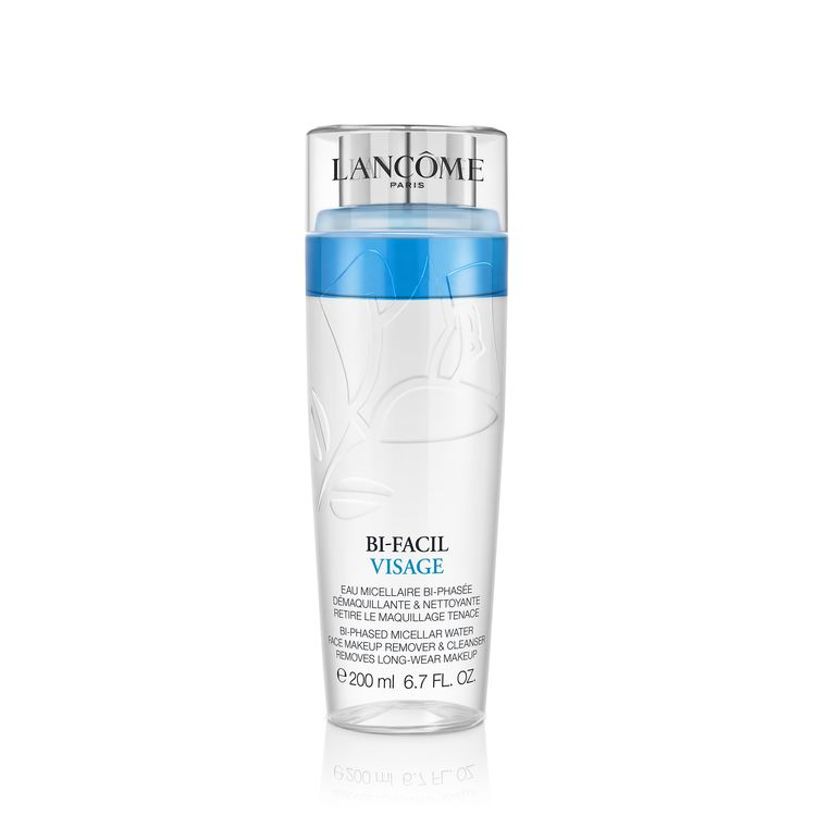 Lancôme Bi-Facil Agua Micelar Bifásica Desmaquillante y Limpiadora para Rostro y Labios  200 ml