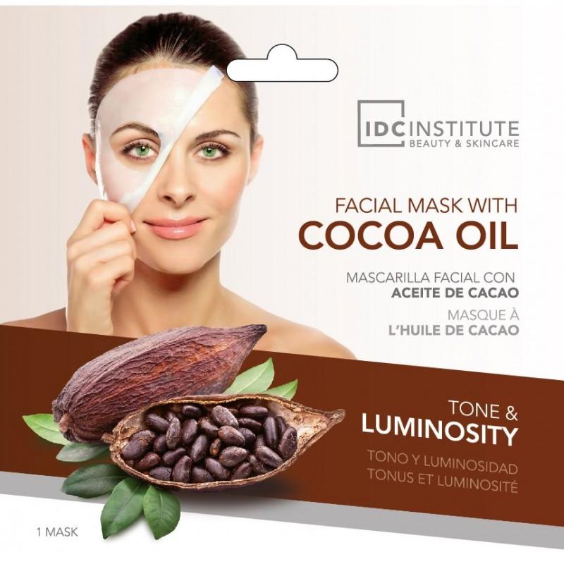 IDC Mascarilla Facial con Aceite de Coco  22 gr