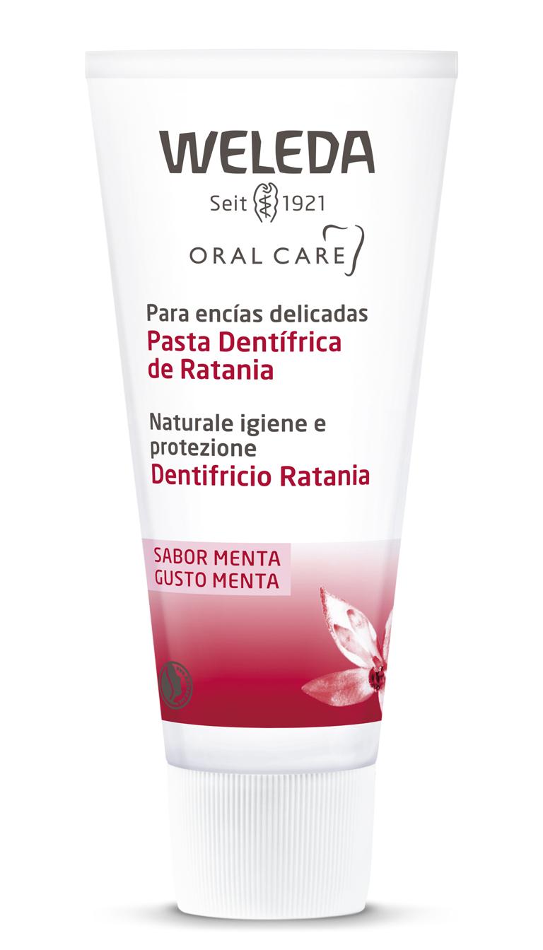 Weleda Pasta Dentífrica Ratania  75 ml