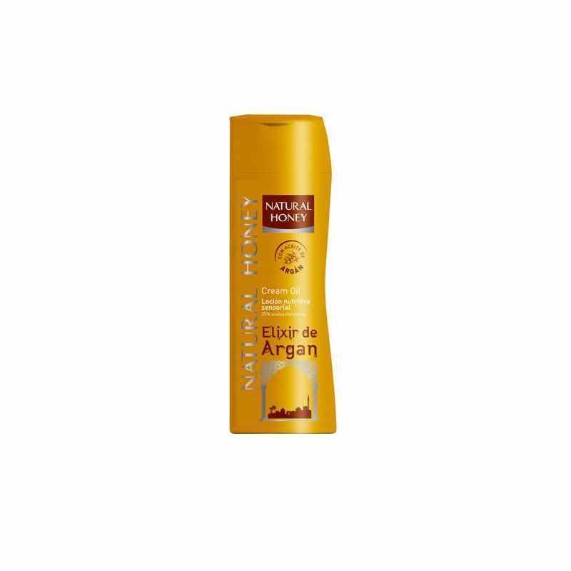 Natural Honey Loción Elixir Argán  330 ml