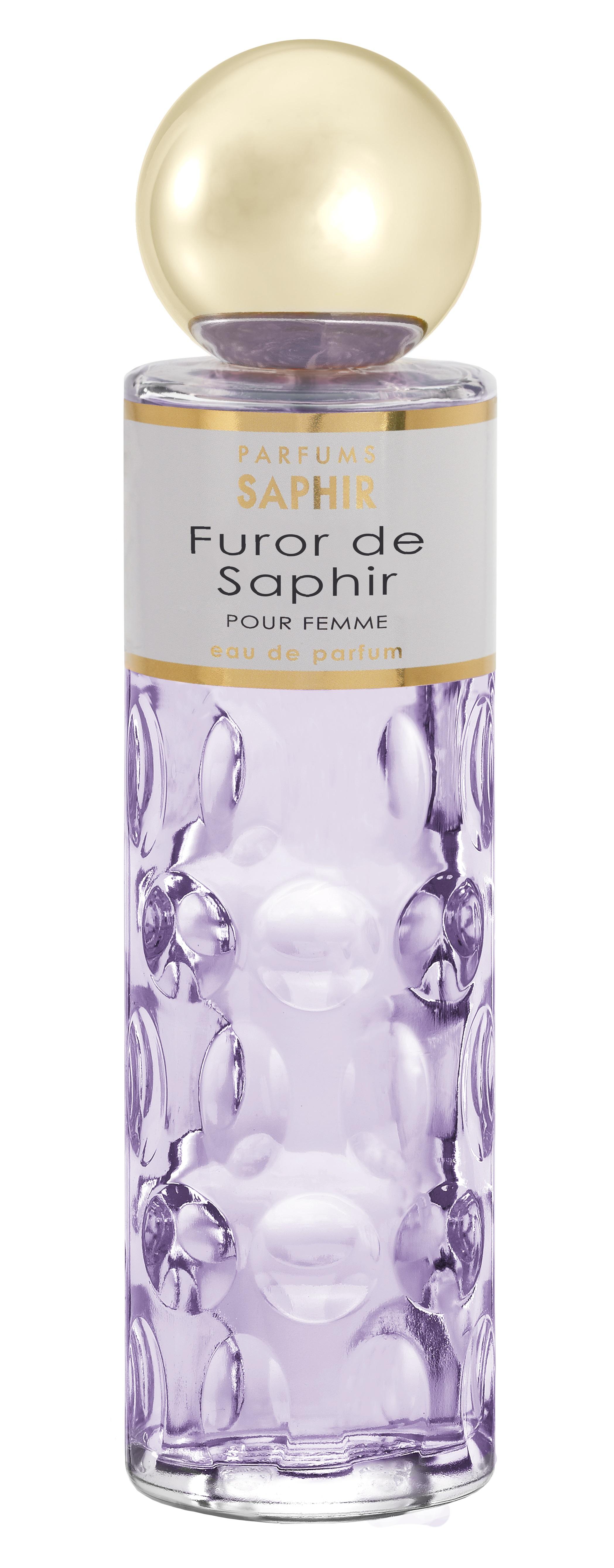 Saphir Furor  Eau de Parfum 200 ml
