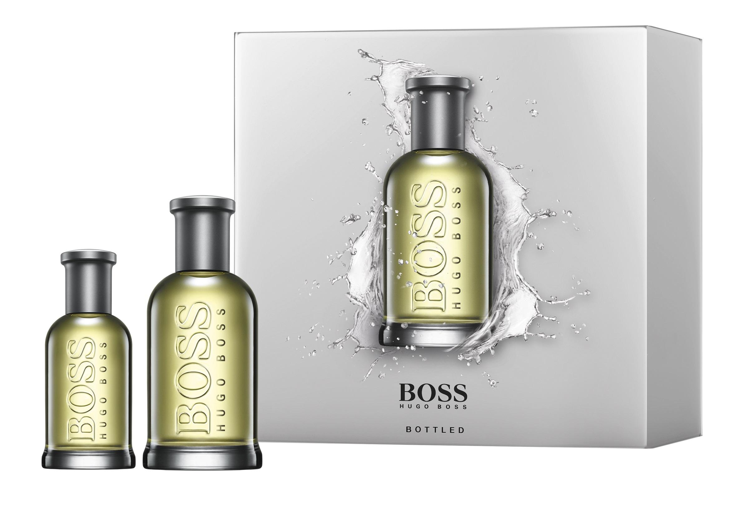 Hugo Boss Boss Bottled Estuche  Eau de Toilette 100 ml + 30 ml para hombre