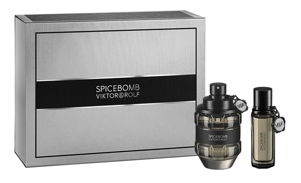 Viktor & Rolf Spicebomb Estuche  Eau de Toilette para hombre 90 ml + 20 ml