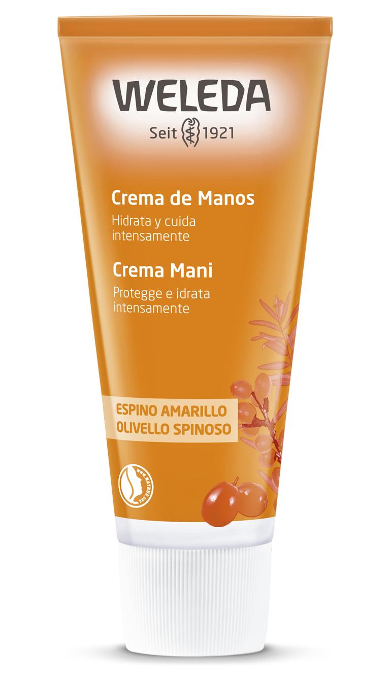 Weleda Crema de Manos Espino Amarillo  50 ml