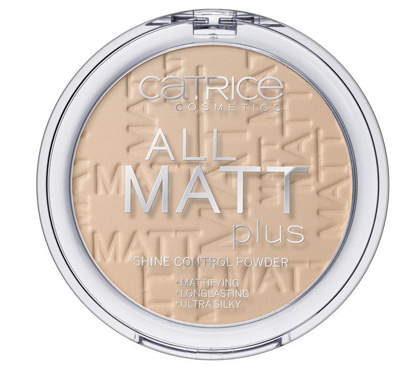 Catrice All Matt Plus Maquillaje Matificante en Polvo