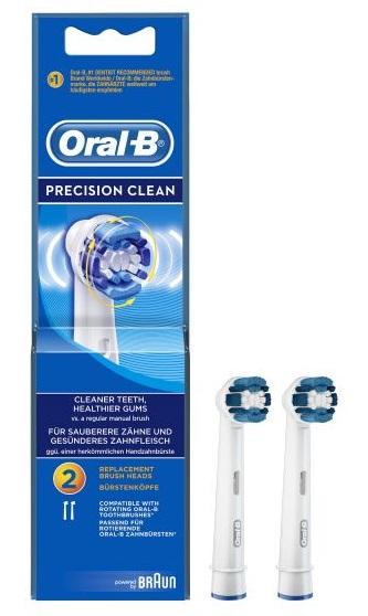 Oral-B Recambio para cepillo eléctrico de precisión  2 unidades
