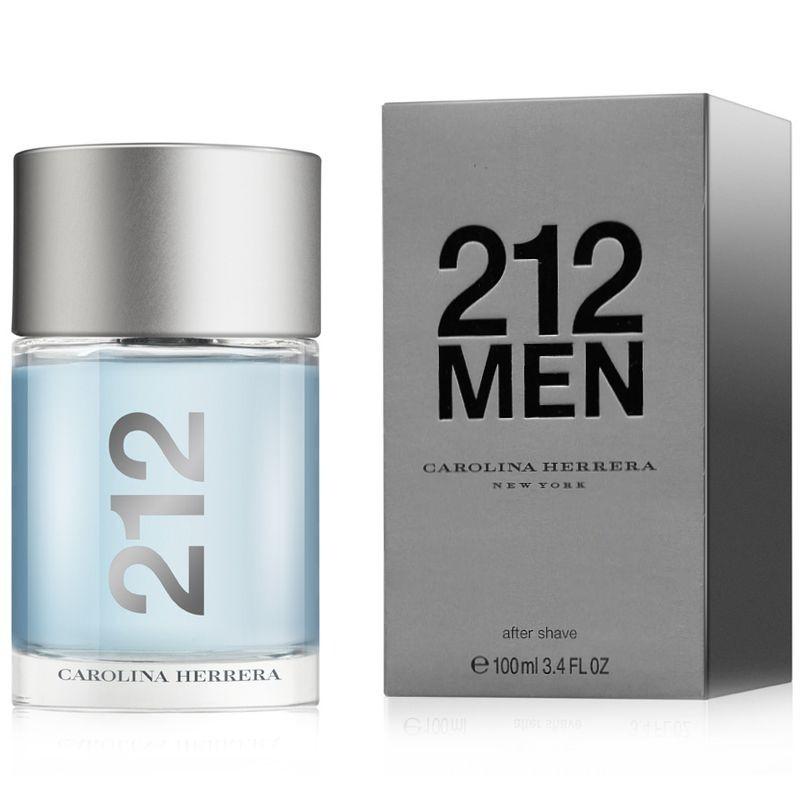 Carolina Herrera 212 Men Loción  para después del afeitado para hombre 100 ml