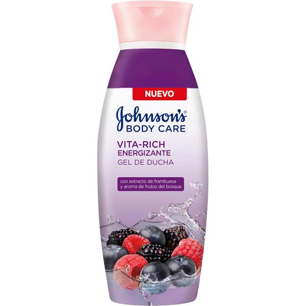 Johnson's Gel Vita Frutos Rojos  750 ml