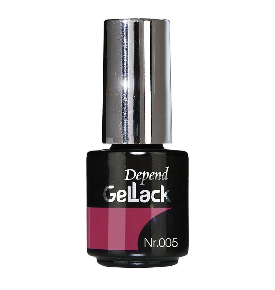 Beter Gellack Nº005 Fucsia Oscuro