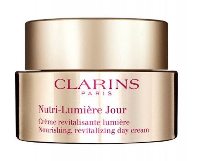 Clarins Nutri-Lumière Crema Día  Para todo tipo de pieles