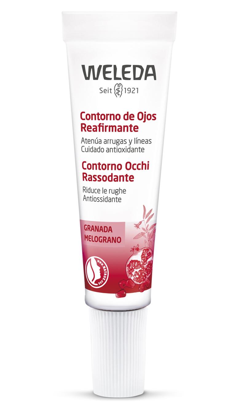 Weleda Contorno de Ojos Reafirmante Granada  10 ml
