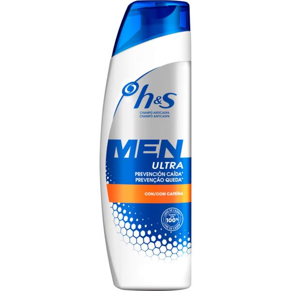 H&S Men Champú Prevención Caída  225 ml