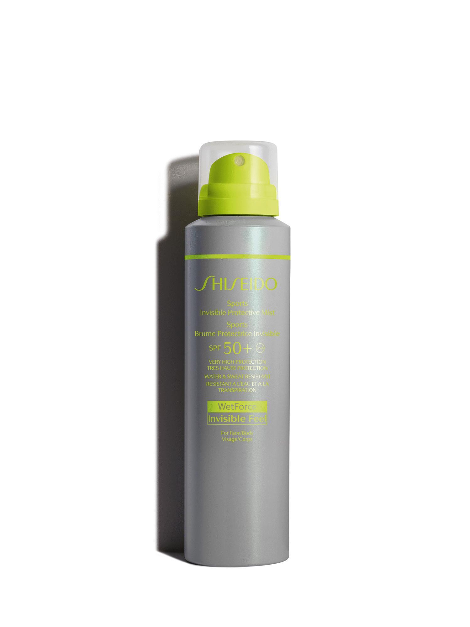 Shiseido Sports Invisible Protective Mist Spf50+  150 ml