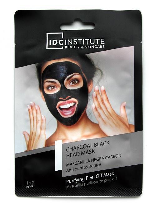 IDC Mascarilla Facial Puntos Negros Sachet  15 ml