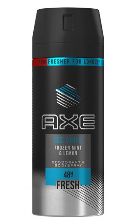 Axe Deo Men Ice Chill Spray  150 ml