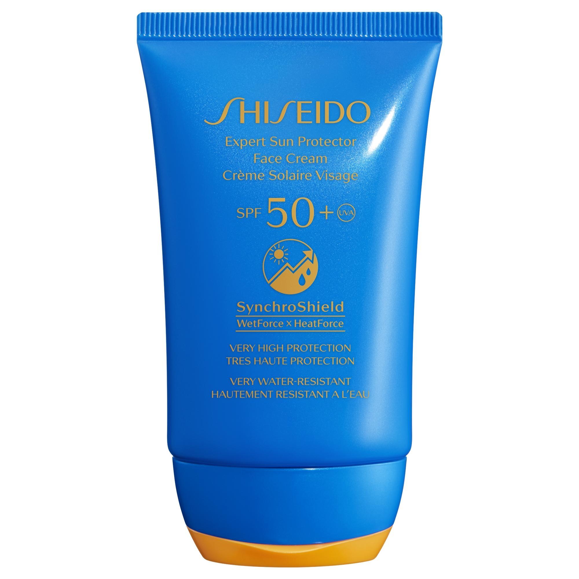 Shiseido Expert Sun Protector Face Cream SPF 50+  50 ml