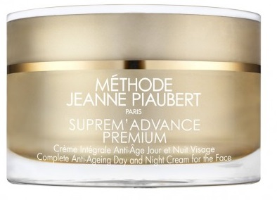 JEANNE PIAUBERT SUPREM ADVANCE PREMIUM JOUR & NUIT  Tratamiento integral anti-edad de día y de noche para el rostro 50 ML
