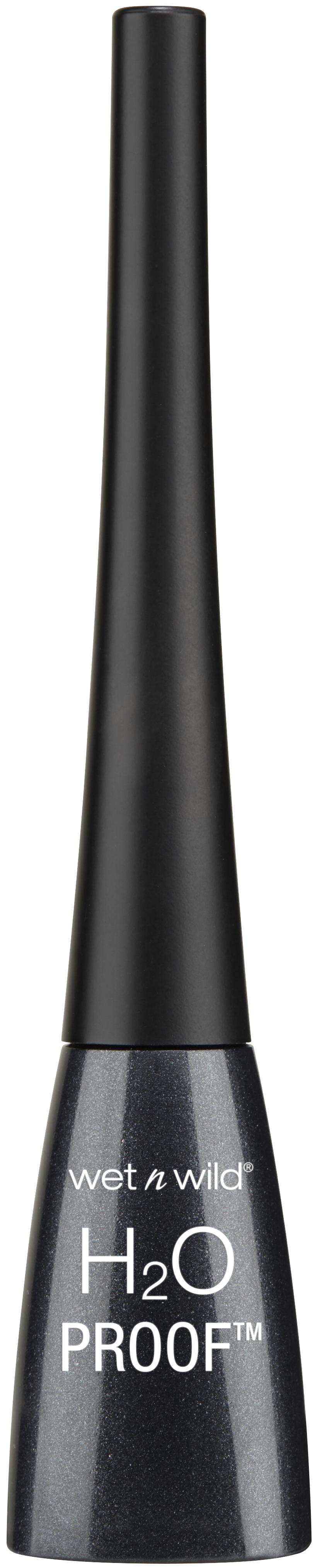 Wet n Wild H20 Proof Eyeliner  Delineador líquido - Negro