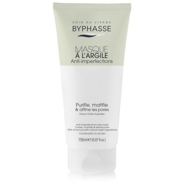 Byphasse Mascarilla Arcilla Anti-Imperfecciones  TP 150 ml