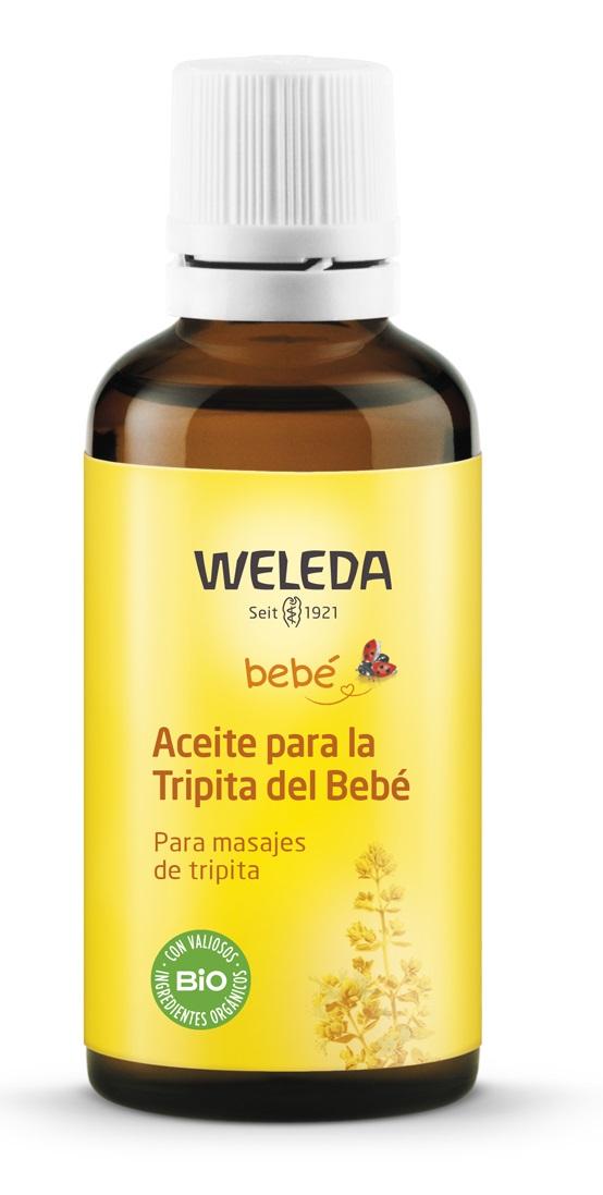 Weleda Aceite Para La Tripita Del Bebé  50 ml