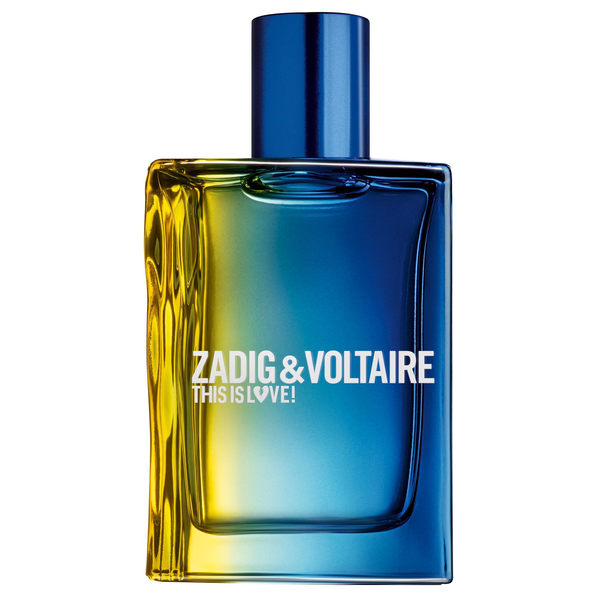 Zadig & Voltaire This Is Love! Pour Lui  Eau de Toilette pra hombre