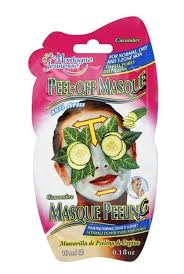 Montagne Jeunesse Mascarilla Peel Off Pepino  15 gr
