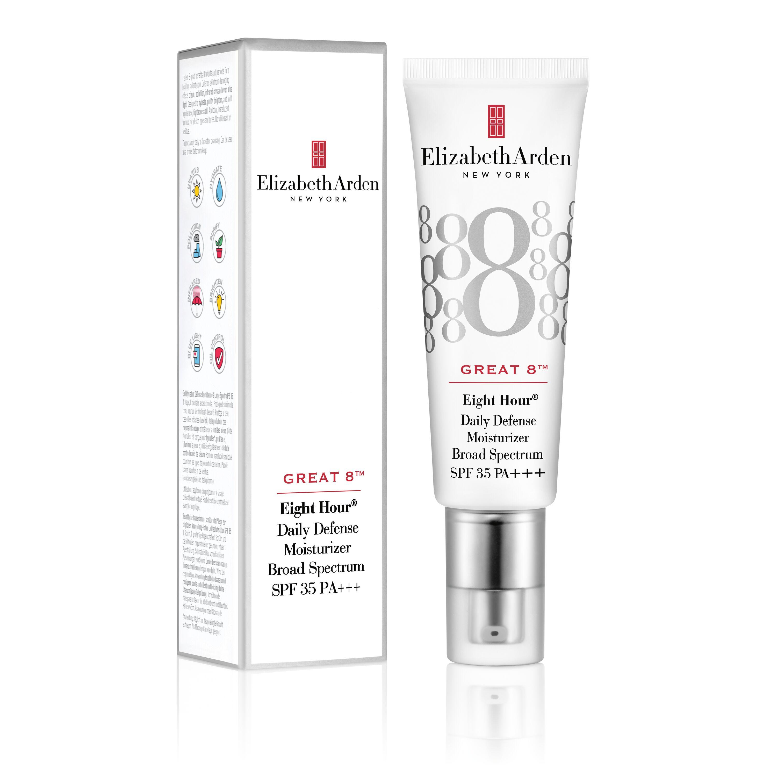 Elizabeth Arden Eight Hour Great 8 Daily Defense SPF35 PA+++