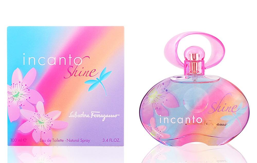 Salvatore Ferragamo Incanto Shine  Eau De Toilette 50 ml
