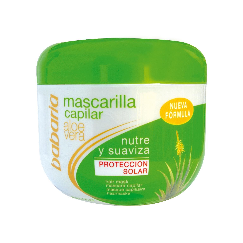 Babaria Mascarilla Aloe Protectora  400 ml