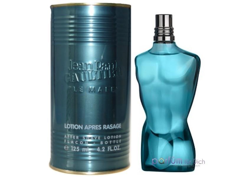 Jean Paul Gaultier Le Male Loción  para después del afeitado 125 ml para hombre