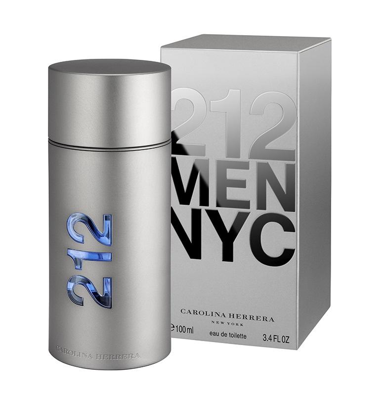 Carolina Herrera 212 NYC Men  Eau de Toilette para hombre