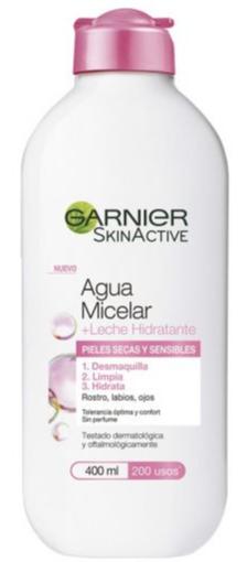 Garnier Leche Micelar  400 ml